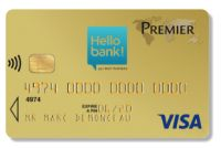 carte bancaire Hello Bank