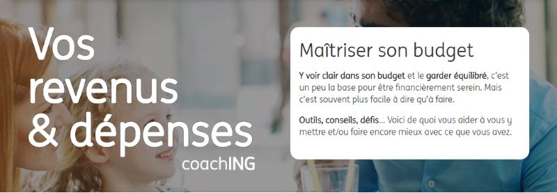 services et applications ing direct