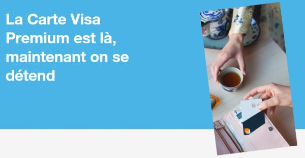 Orange Bank lance la carte Visa Premium